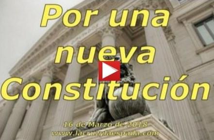 Vedio nueva constitución