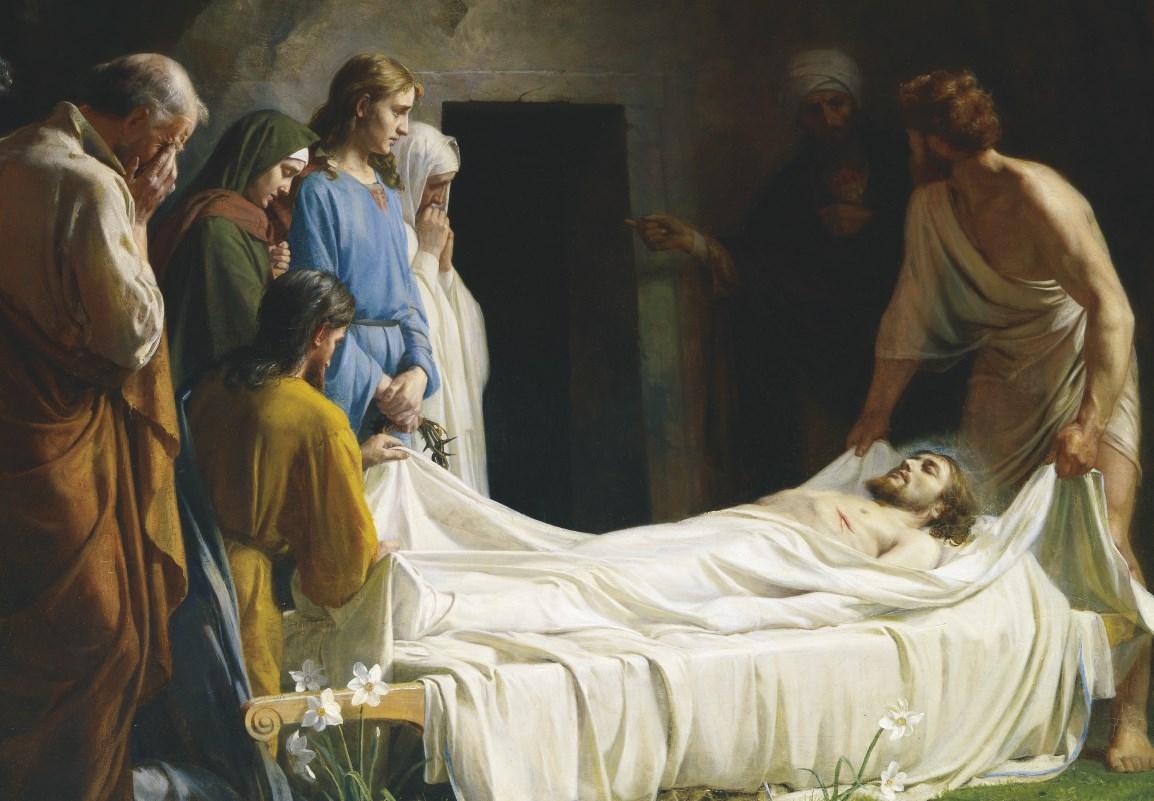 sepulcro jesús