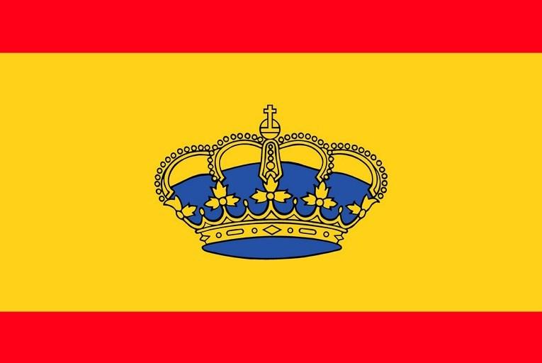 corona españa